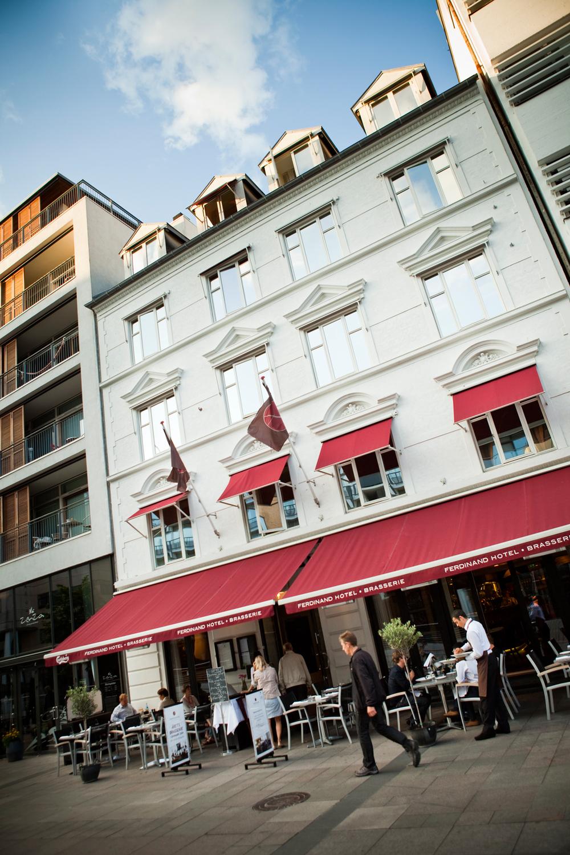 Ferdinand hotel