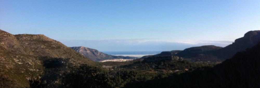 Mist over Xeraco