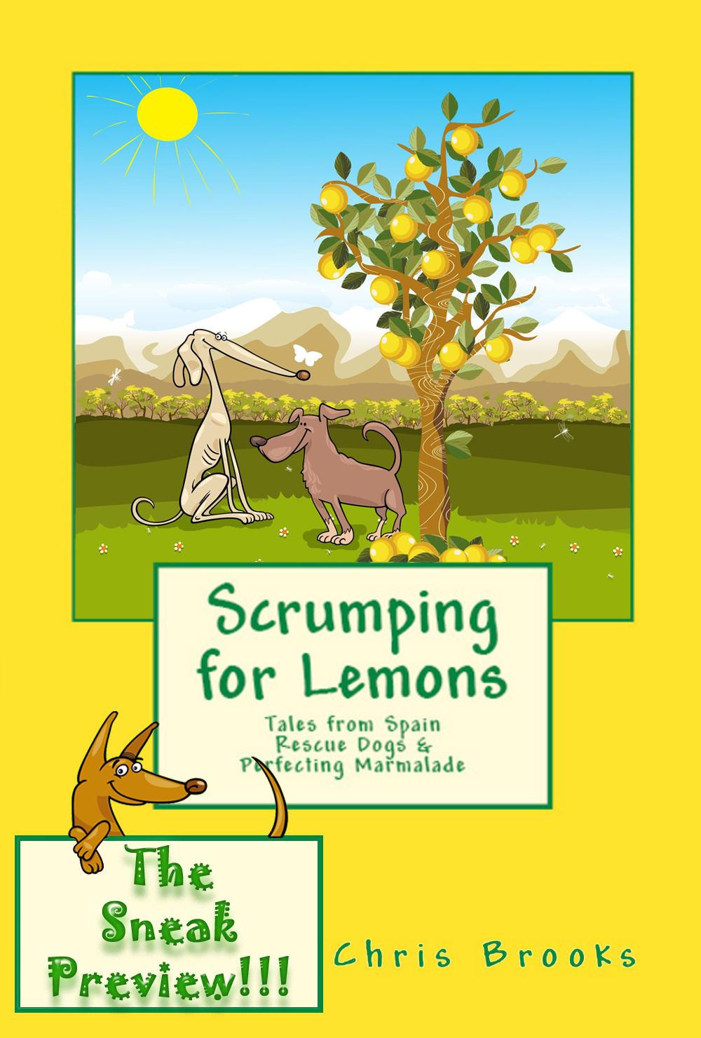 Scrumping for Lemons. The Sneak Preview
