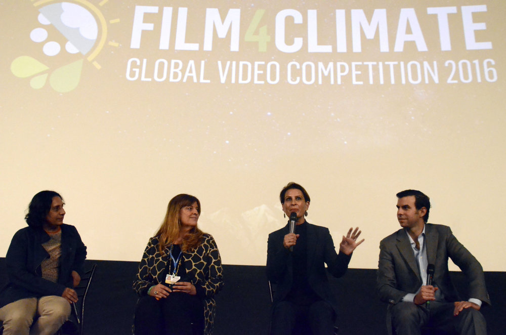 POWER was invited to screen a special version of the film for participants of the COP22 UN Climate Change Conference in Marrakech, Morocco.  This event was followed by a panel discussion with Michele Ohayon and Mark David. www.digitaljournal.com/pr/3139419