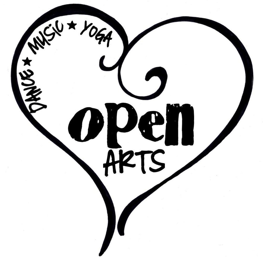 Open Arts is Morrisville's Dance, Music, and Yoga Studio honoring the HEART in the ARTS.