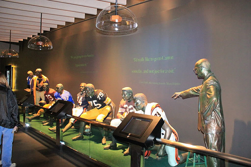 Pro Football Hall of Fame Museum