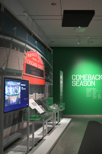 "9/11 Memorial Museum's ""Comeback Season: Sports After 9/11"""