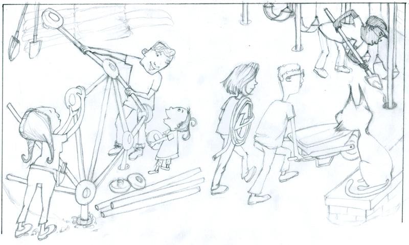 sketch-Terri Murphy