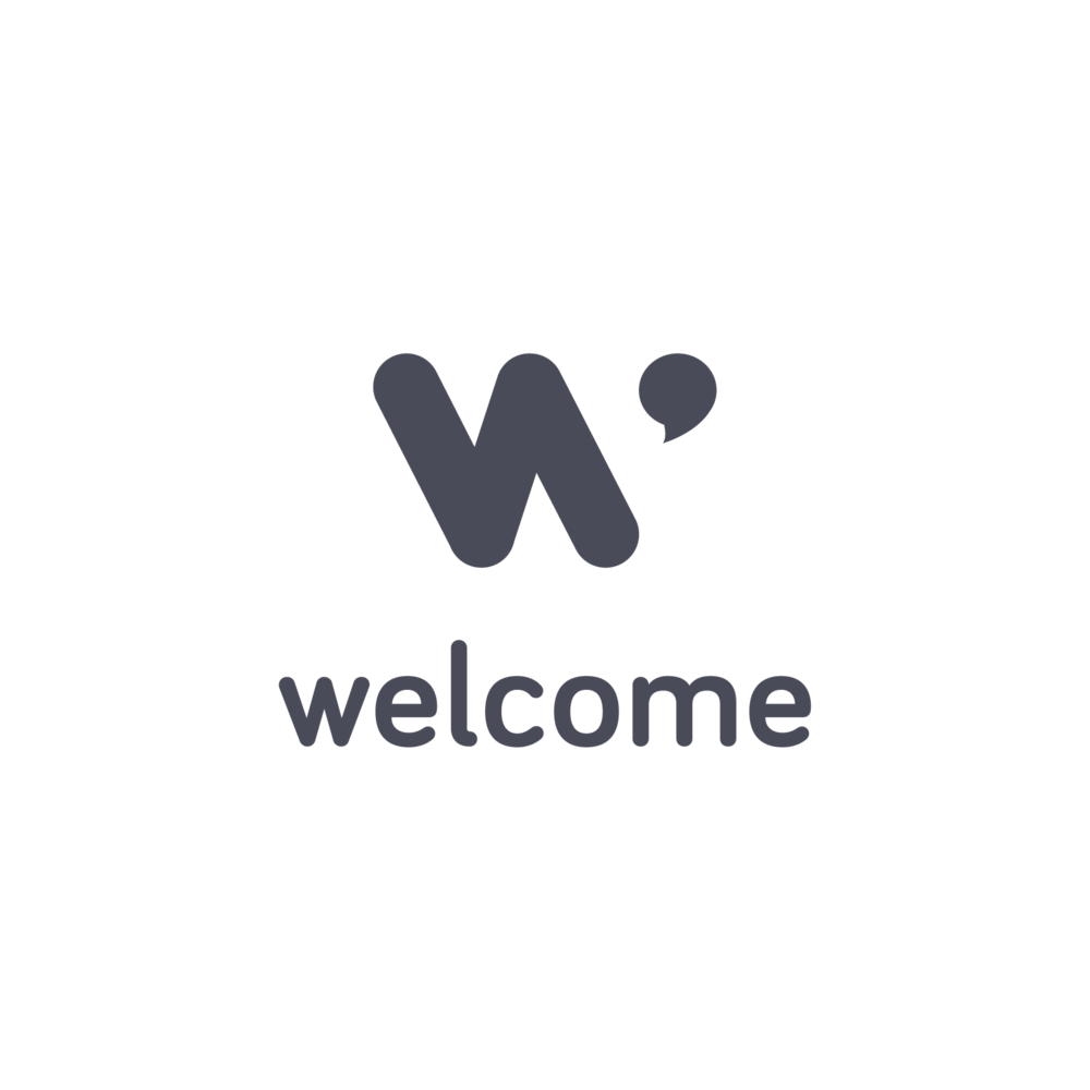 WelcomeLogoVerticalBlackonWhite
