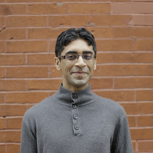 Waqas Hussain - CTO and Co-founder