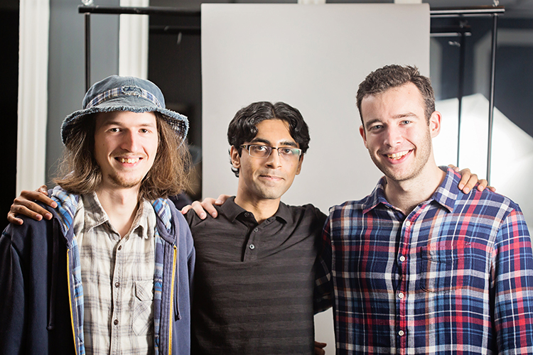 Welcome Founders - Matt, Waqas and Dan