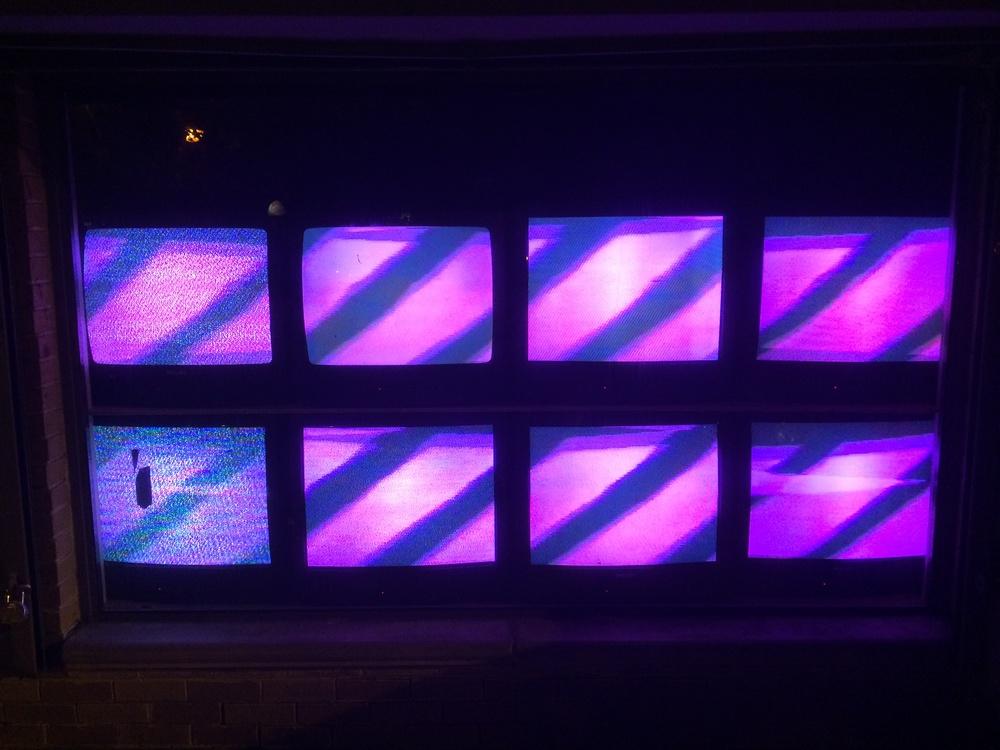 Stream gallery installation