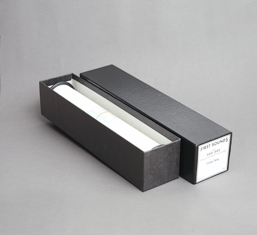 First Sound Piano Scroll Box
