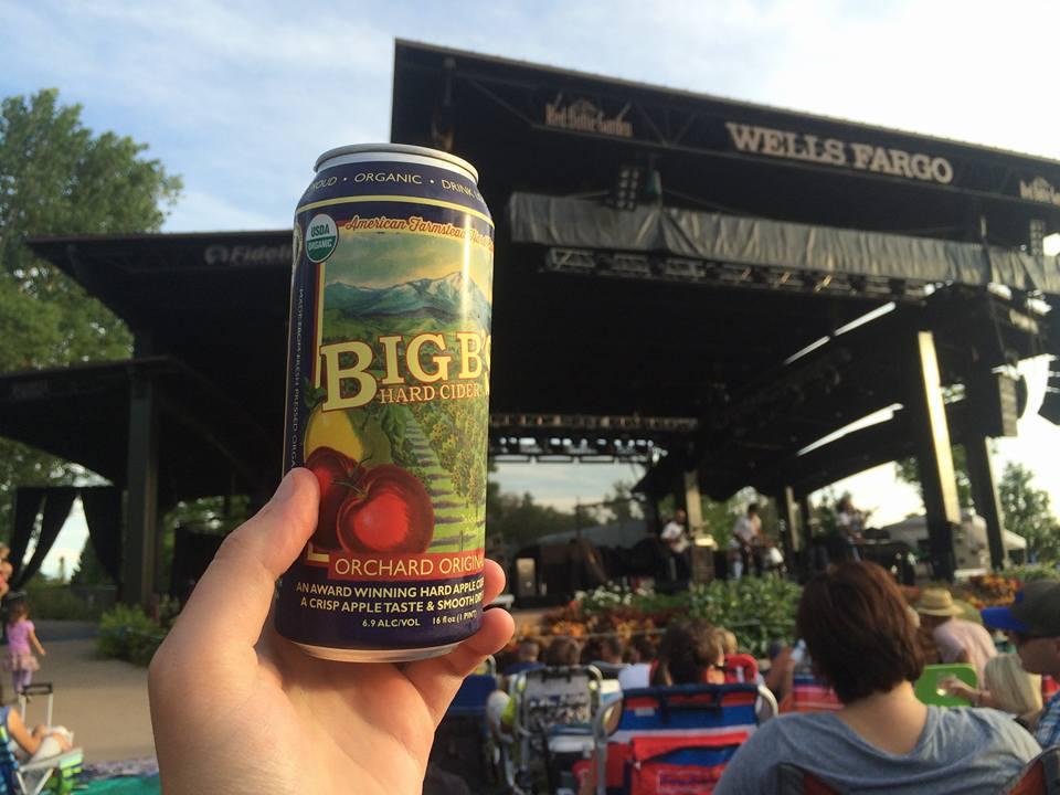 Big B's Cider