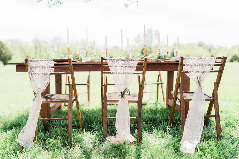 French Country Styled Shoot