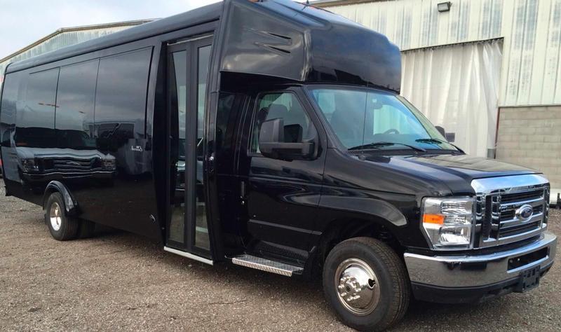 23 Passenger Executive Minibus