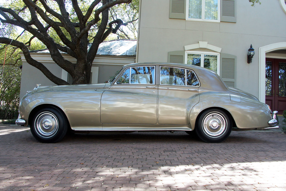 1960 Bentley (San Antonio)