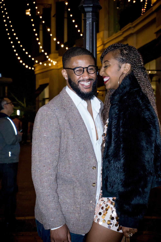 Models: Courtnei J. & Adrien S.