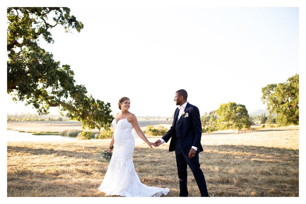 Mr and Mrs. Theo Ellington
