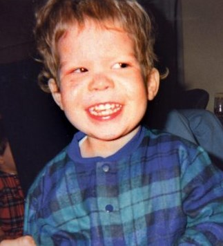 Jeffrey before being placed in the care of his maternal grandparents.