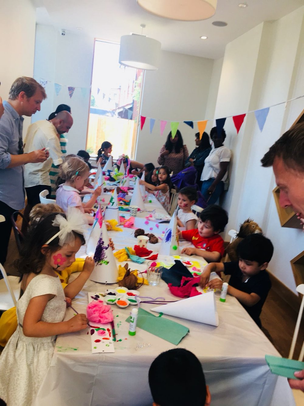 Arts & Craft Parties in London
