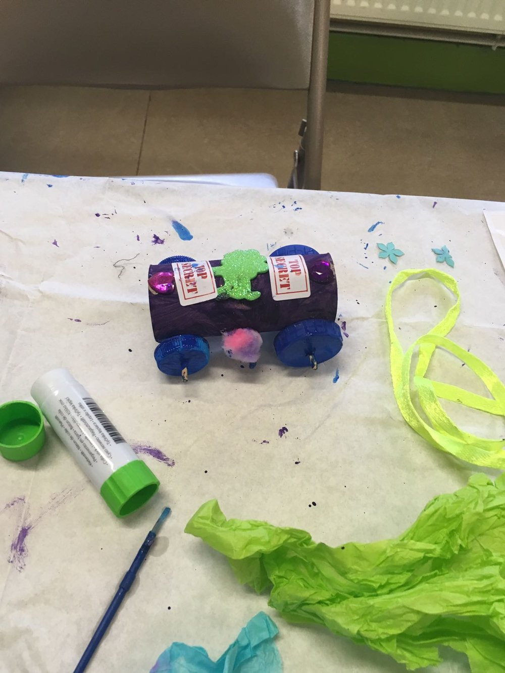 Arts & Craft Party for Kids