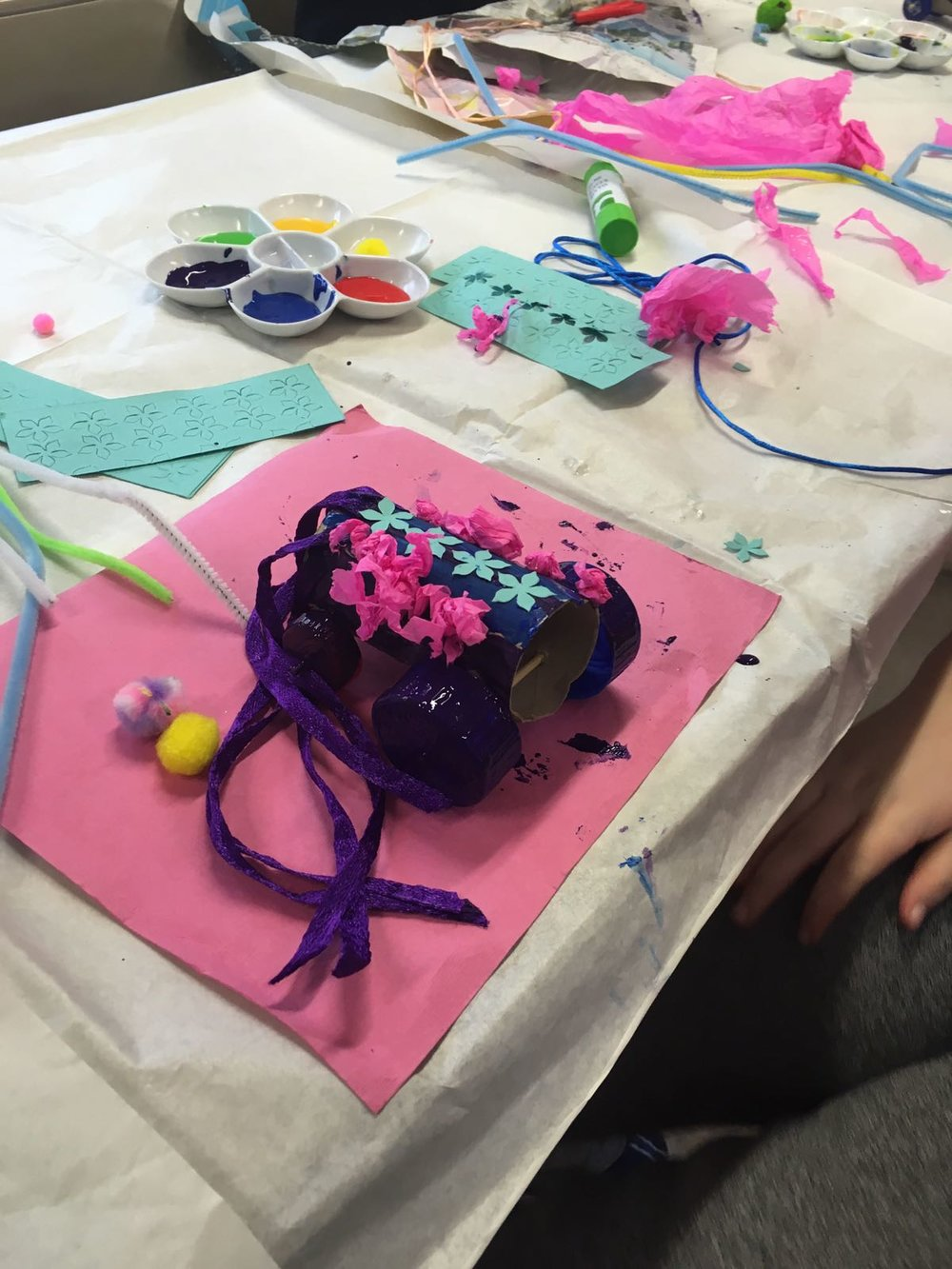 Kids Art & Craft Birthday Parties in London