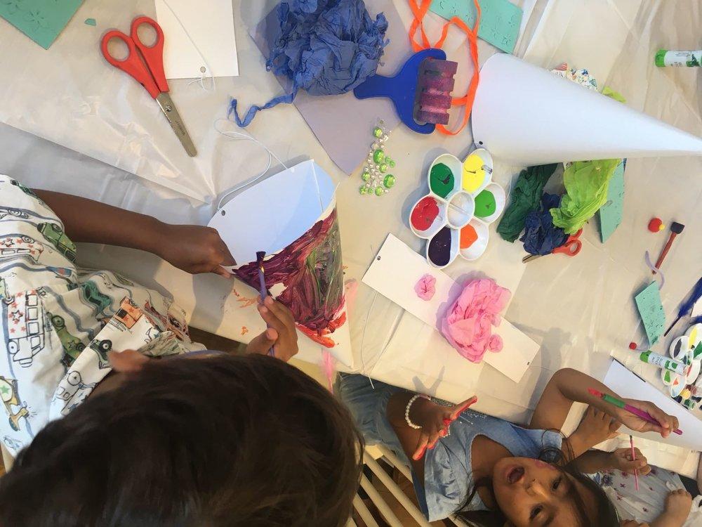 Children's Art & Craft Birthday Parties
