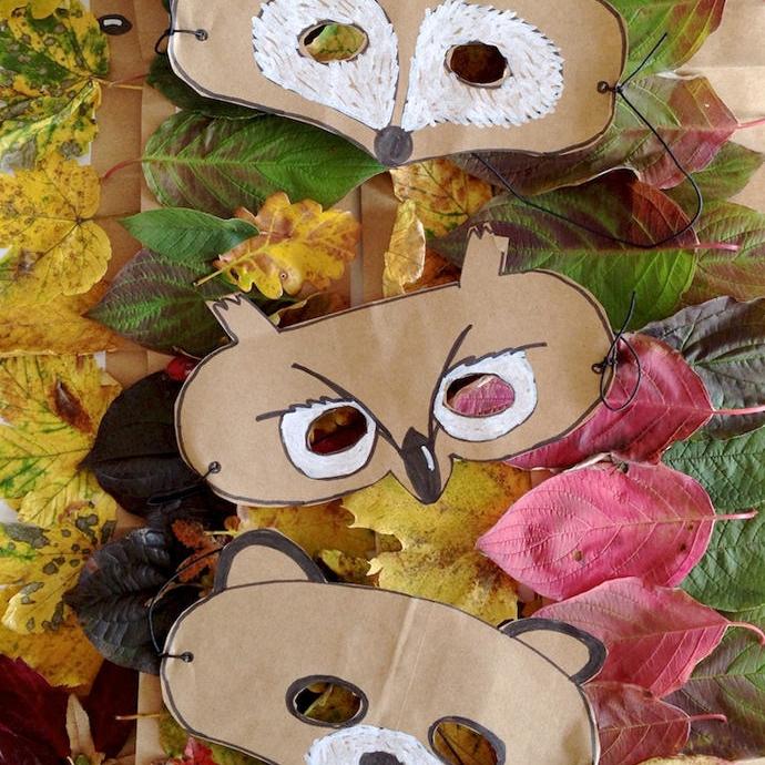 Forest Masks -