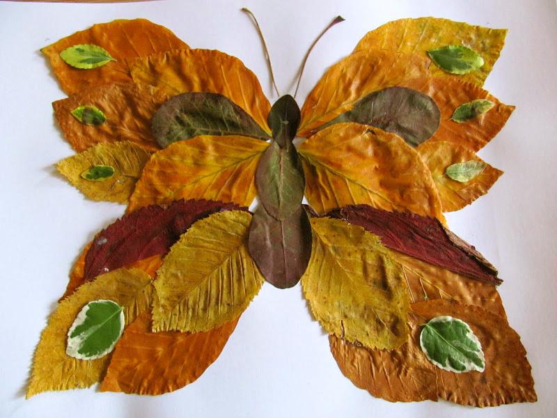Leaf Art -