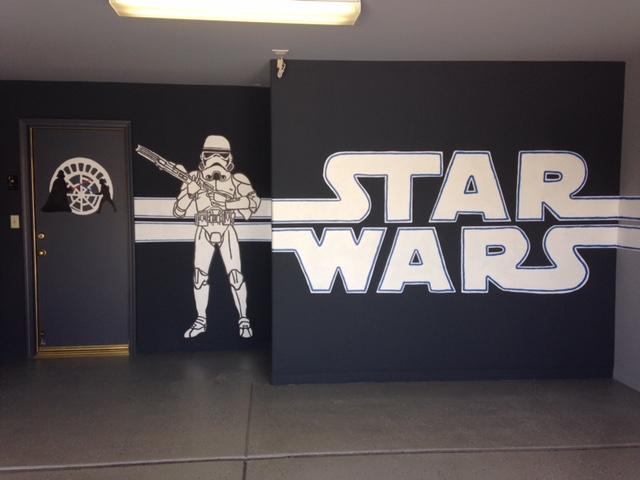 Starwars Garage