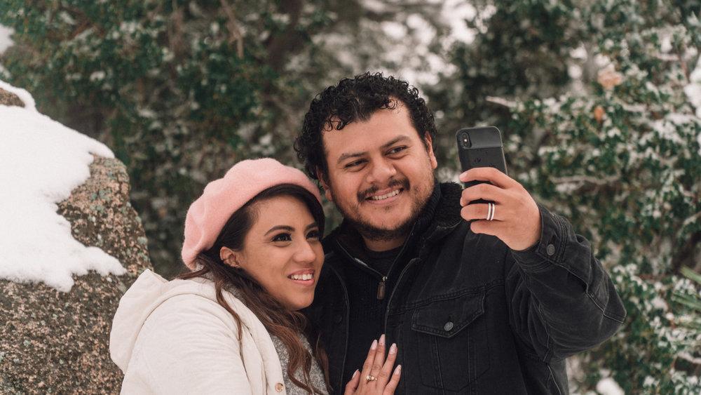 Mario + Angela Martinez