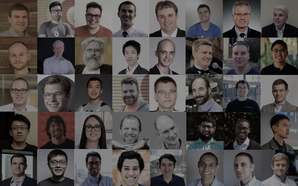 Our Founders - We back industry rebels whose innovations are re-shaping the human experience.