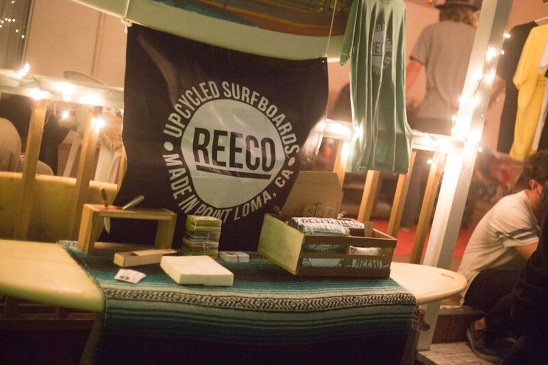We have partnered with Reeco Surfboards for 2017 and are stoked to sell and ride his boards. He also makes rad knives like these ones below.