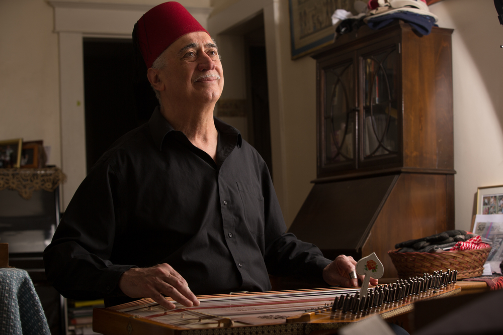 "SC Talks: ""Embracing Rich Musical Diversity"", George Sawa and his group, Alpharabius, February 27, 2019 @ The Faculty Club 