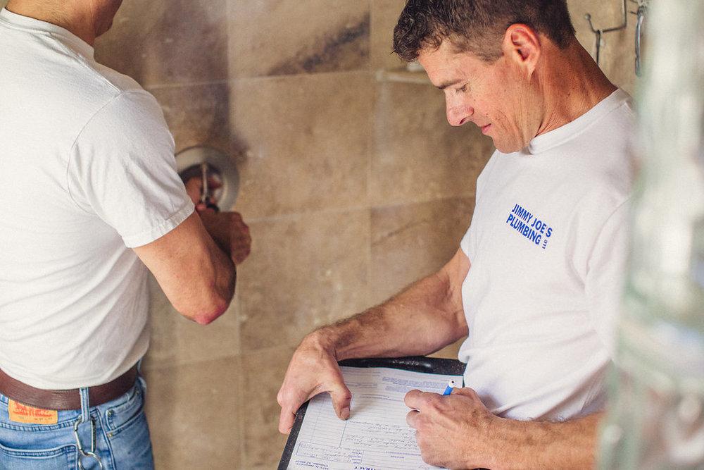 Full service plumbing company
