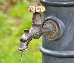 Outdoor spigots are notorious for leaks..