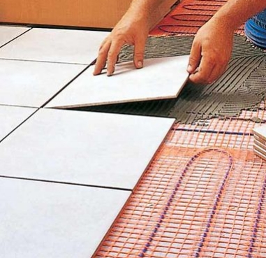 Cost Effective: The In Floor Radiant Heat System Is Cost Effective As It  Works While Your Thermoset Is Set At A Very Low Temperature.