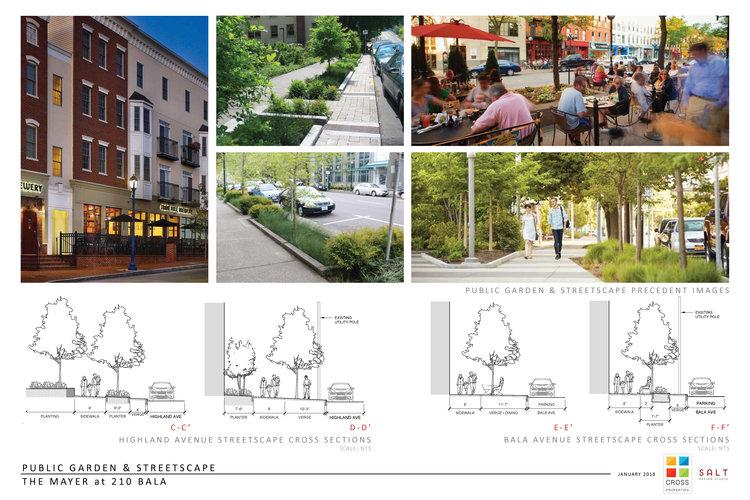 Noba Public Garden Streetscape Salt Design Studio