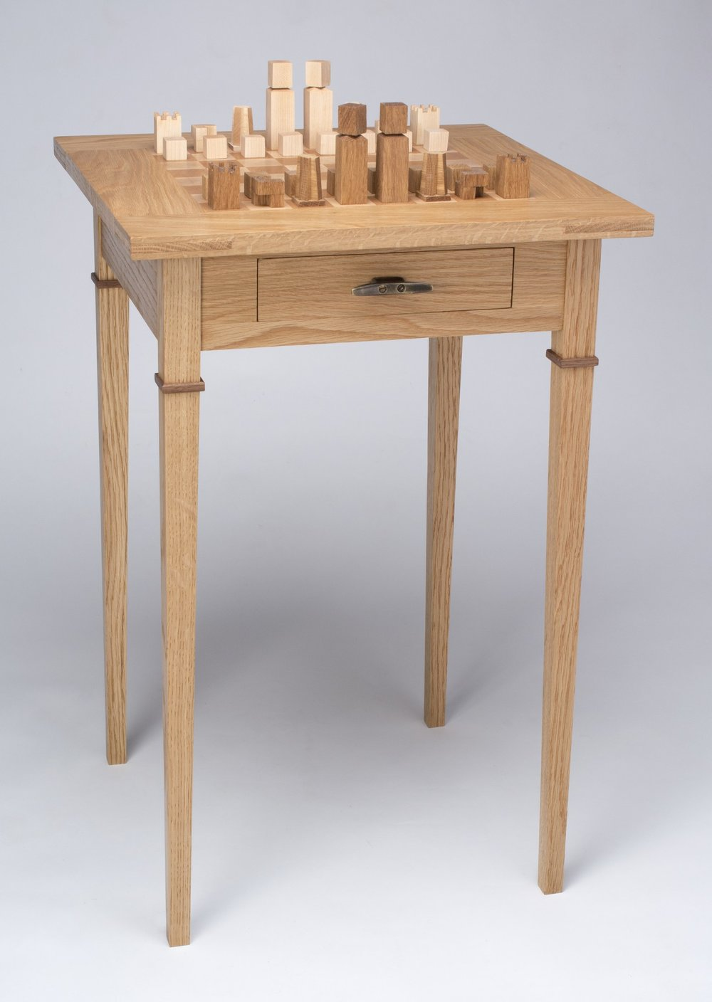 Artisan Designed Chess Table