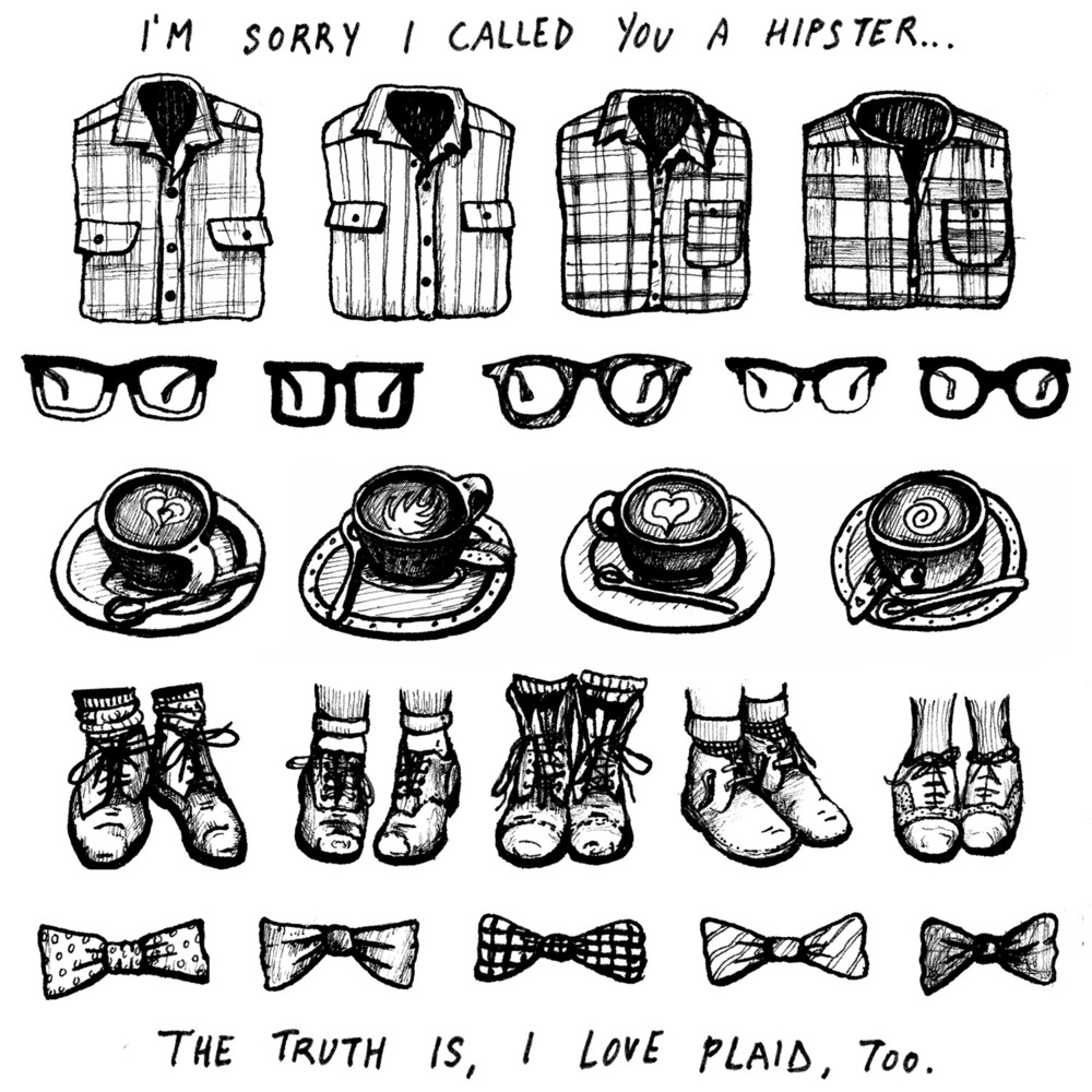 Hipsters (They're Everywhere)
