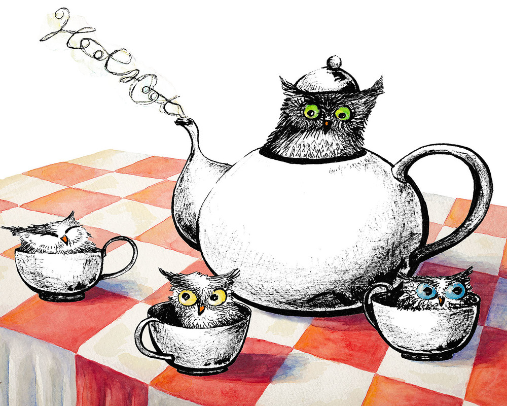 Owls for Tea