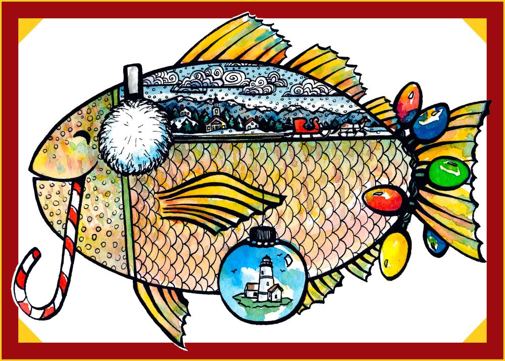 Christmas Cod