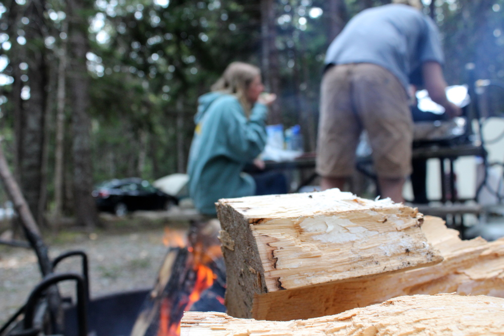 camping acadia
