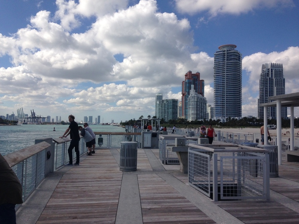 Places to see miami