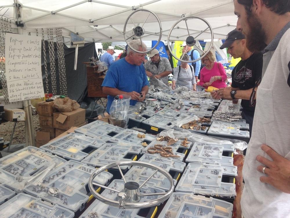 nautical flea market