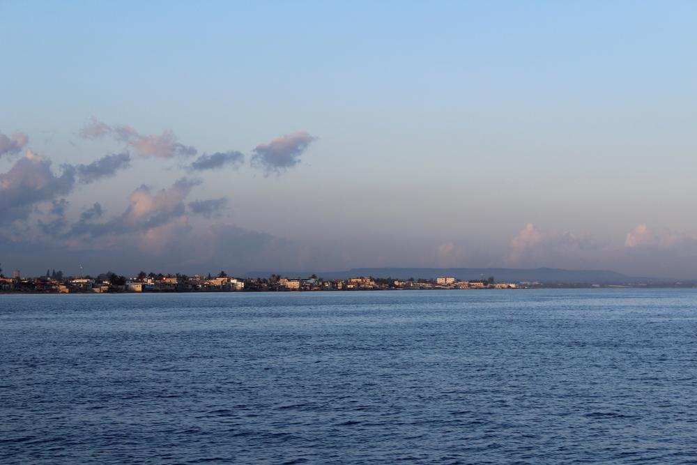 Sailing to Cuba