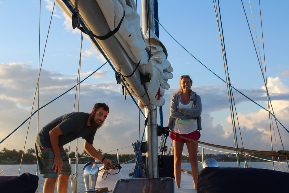 tips for sailing