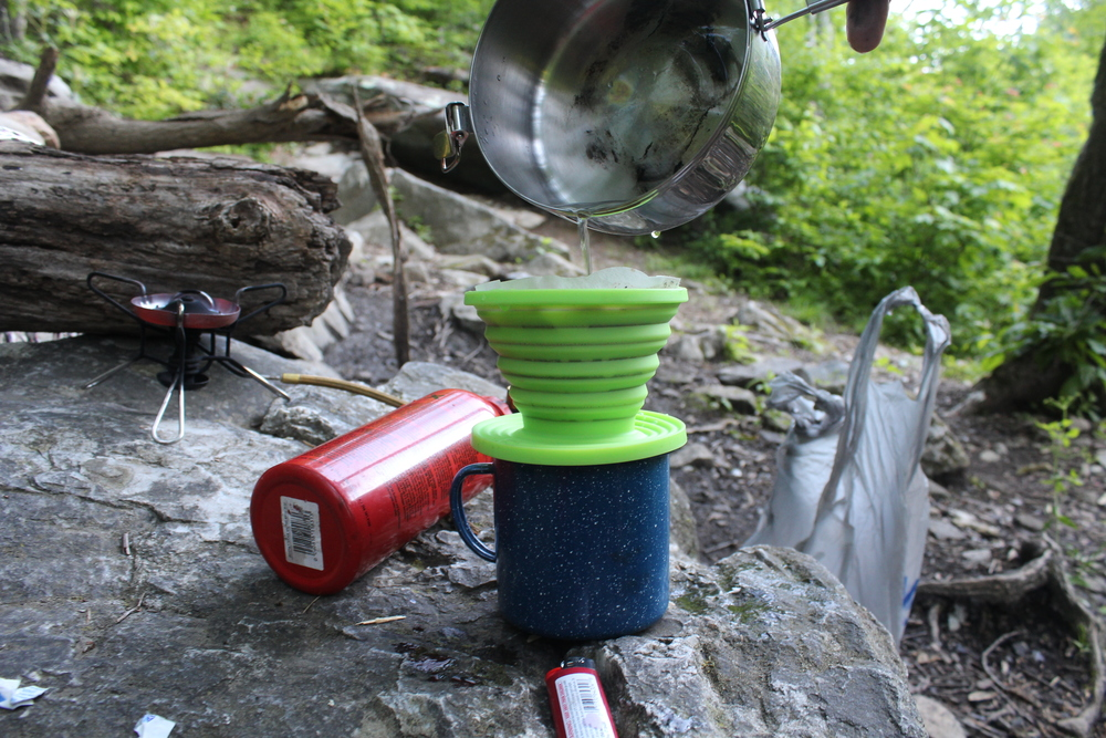 coffee gear for camping