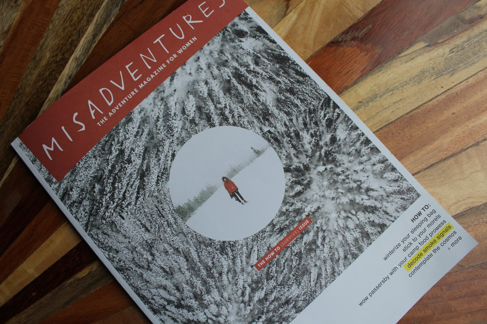 Misadventure Magazine