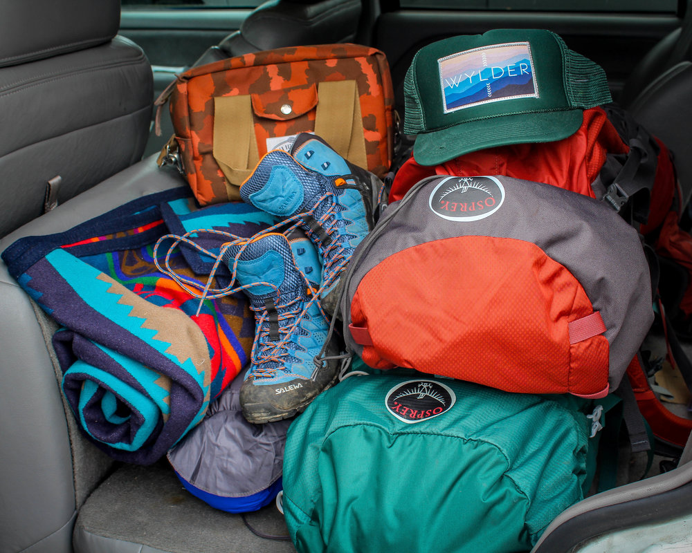tips for urban car campin
