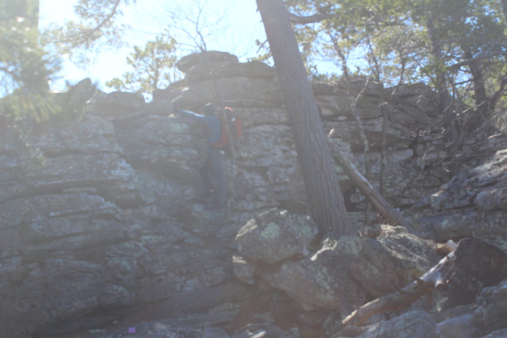 rock scrambles in virginia