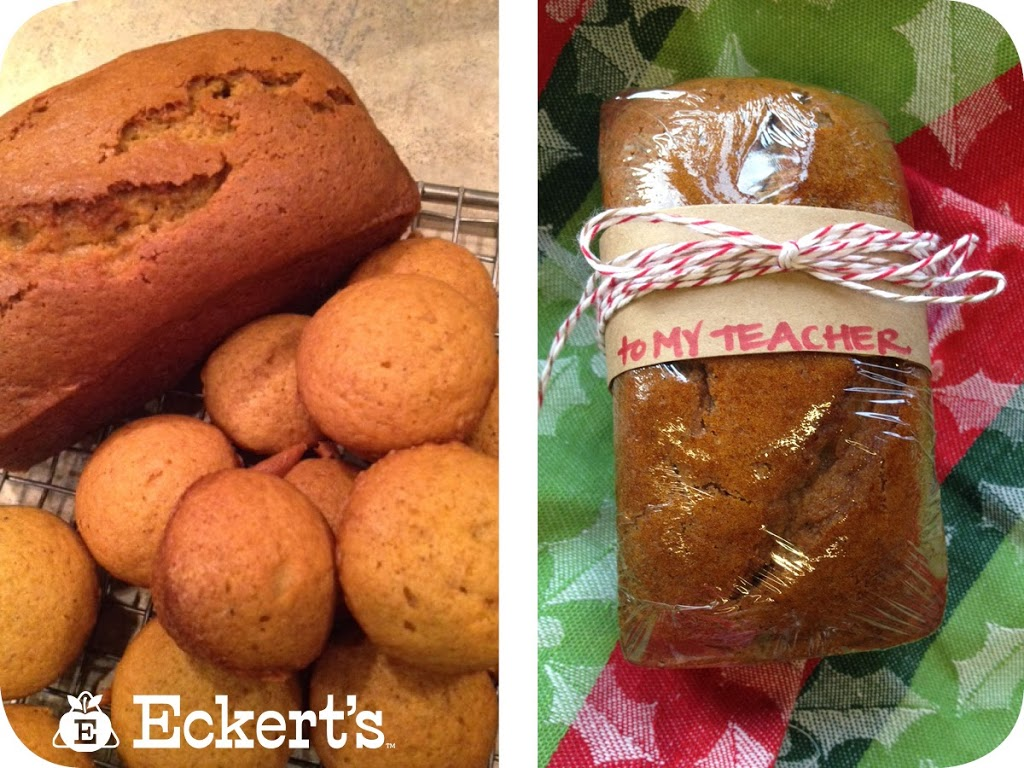 Everyone S Favorite Pumpkin Bread Eckert S Family Farms And