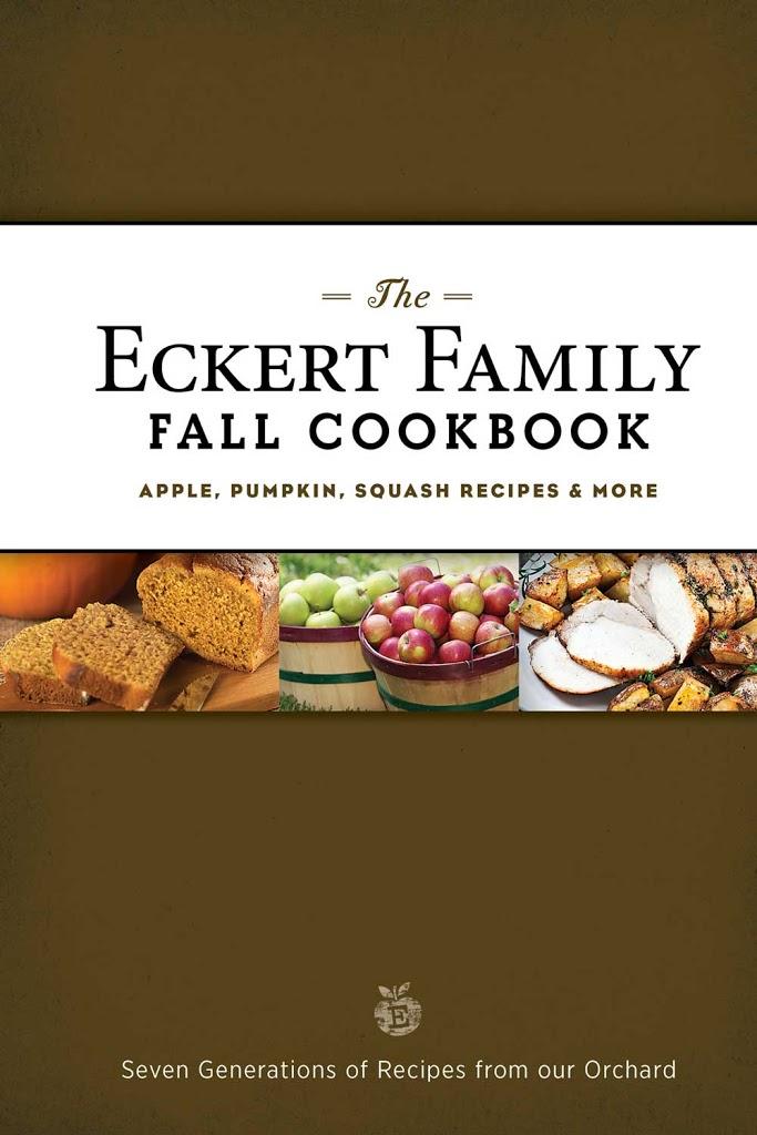 Eckert's Fall Cookbook
